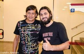 Cláudio e Leandro Almeida
